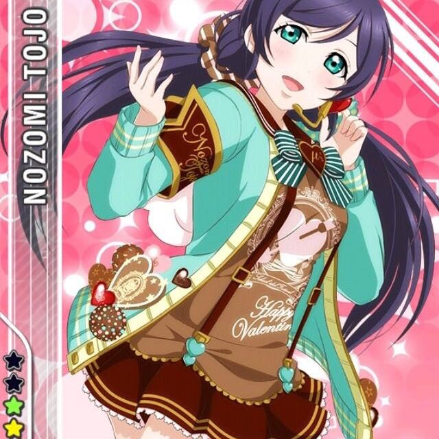 CLEARANCE] Love Live! - Nozomi Tojo Valentines Day 2014 Version ...