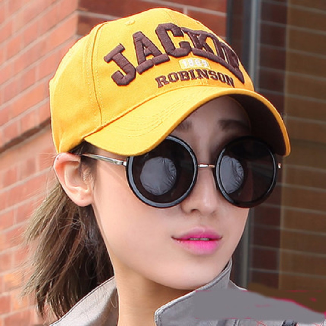 Korean fashion baseball cap