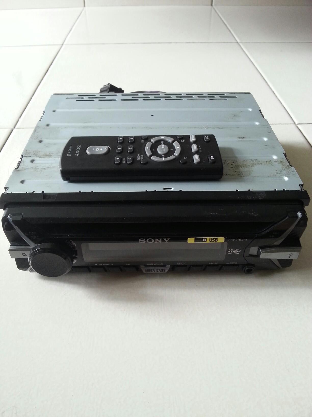 索尼 cdx-r3300电路图
