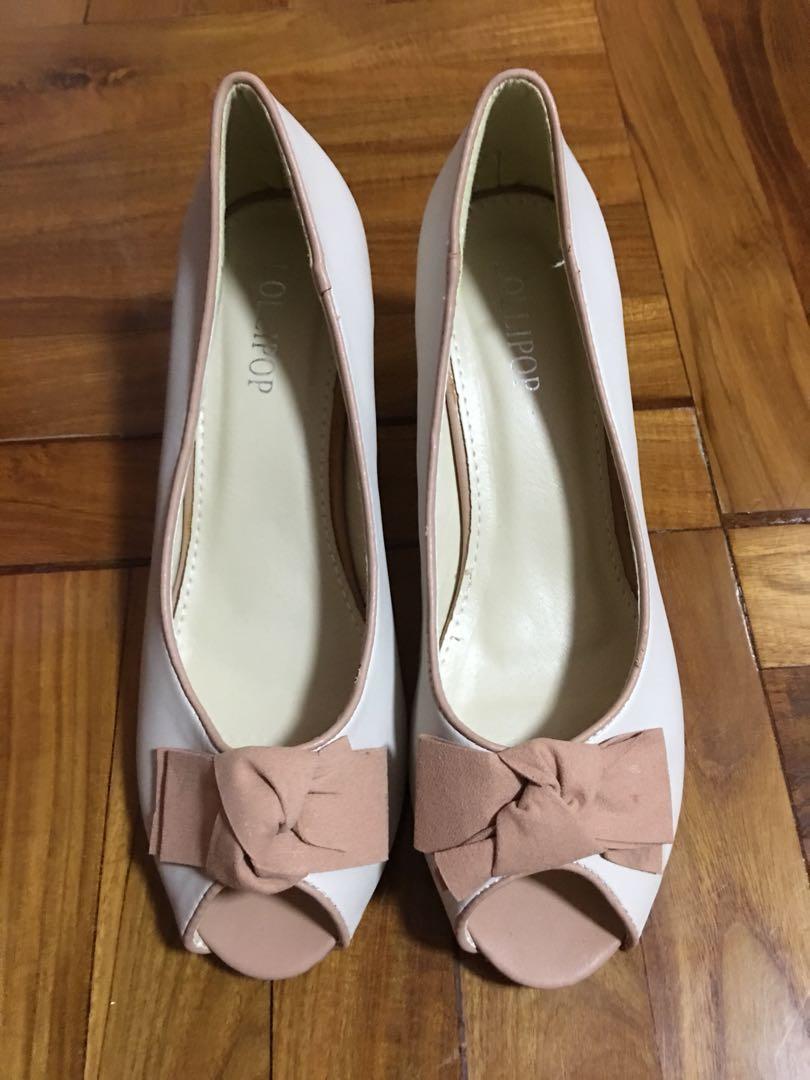蝴蝶女装鞋