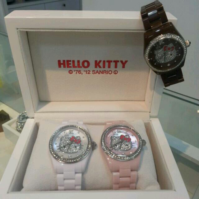 Hello Kitty Vabene Limited Edition Watch, Women's Fashion ...