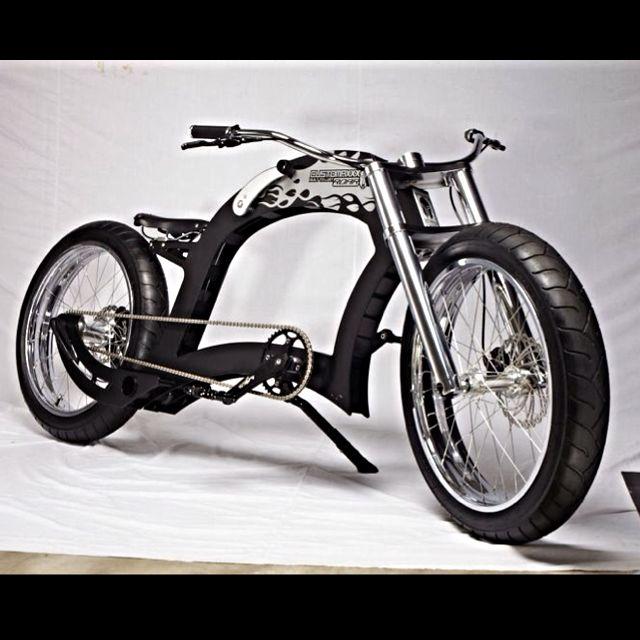 Street Warrior Bike - Special Edition