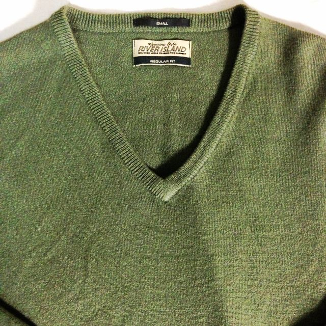 Carousell Pullover Men's On Island Fashion River vXqwHFc