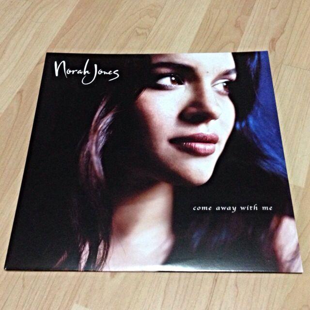 Norah Jones - Come Away With Me (Vinyl Record)