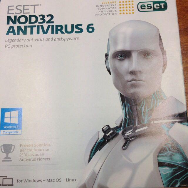 eset nod antivirus 6