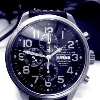 Watch - ZENO WATCH BASEL