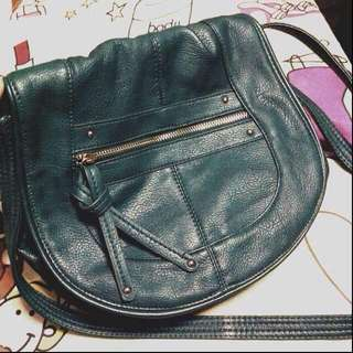 [NEW] Green casual sling bag