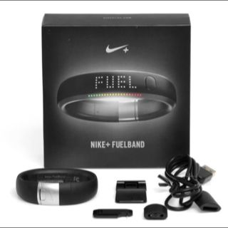 Nike+ FuelBand Black/Steel, Size Small