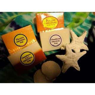 Organic Soaps for P 80.00 each!