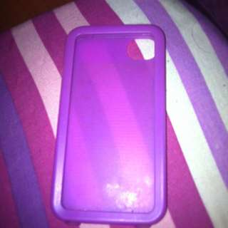 Iphone 4/4S rubber cover