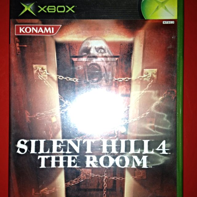 Xbox - Silent Hill 4 The Room, Toys & Games on Carousell