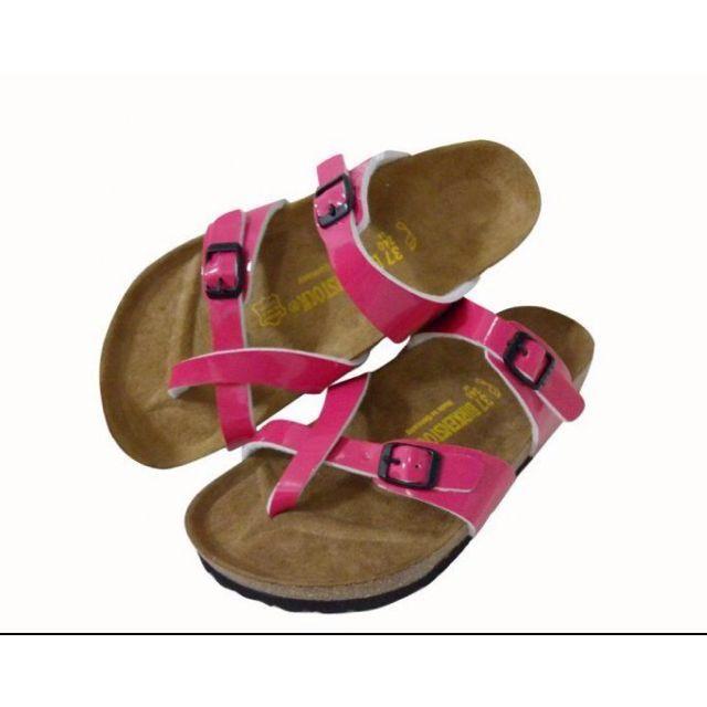 27f3a82169d Authentic Birkenstock Mayari in pink