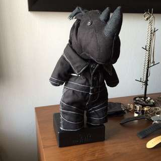 Limited Edition G-Star Rhino Doll