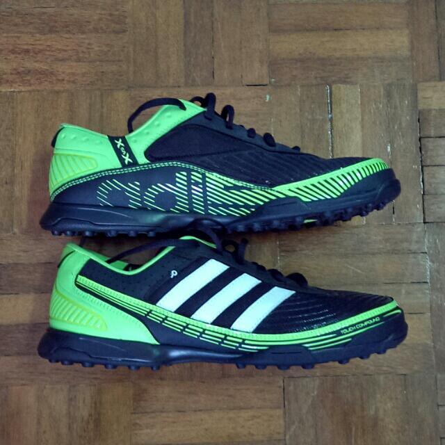 04ff11ae4 Adidas Adi5 X Vs X Turf Soccer Shoes, Peralatan Sukan di Carousell