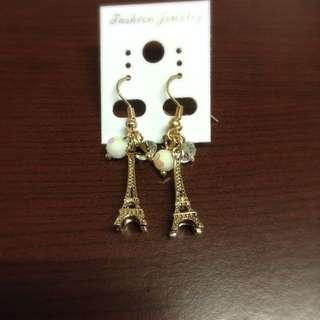 Eiffel Earings
