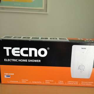 Electric Home Shower