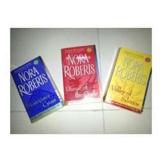 Nora Roberts - Circle Trilogy