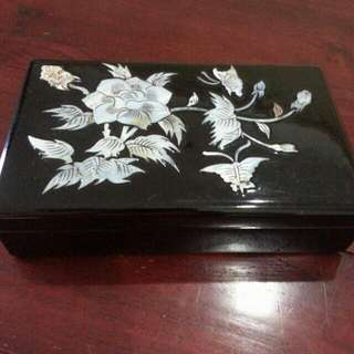 Jewellery box (REDUCED)