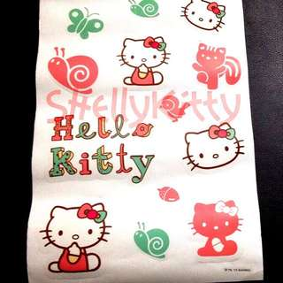 Wallsticker Hello Kitty