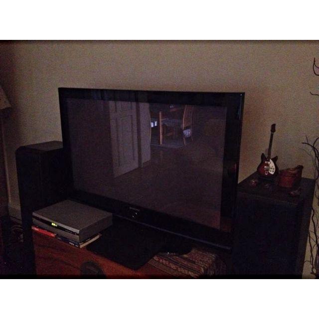 "42"" Samsung Plasma TV/trades"