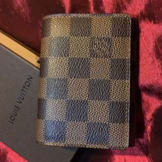 Louis Vuitton Ebene Business Card Holder