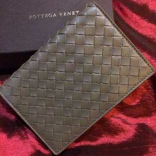 Bottega Veneta Passport Holder