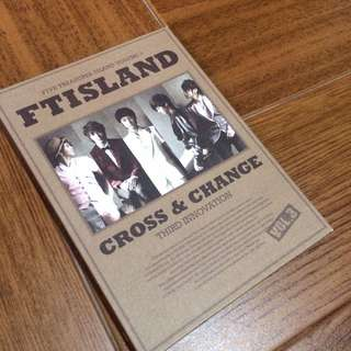 FT Island - Cross And Change Album