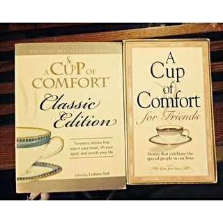 A Cup Of Comfort Books