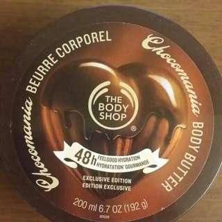 The Body Shop Chocomania Body Butter