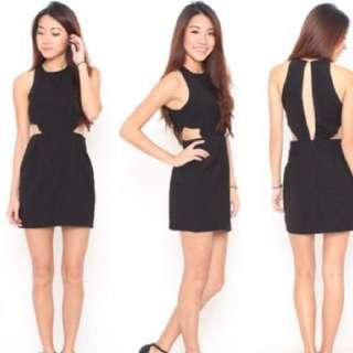 BNIB Cut Out Dress