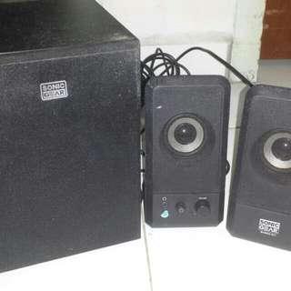 [Pending] Sonic Gear Speakers