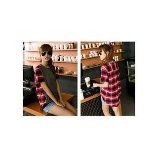 BN korean style round neck top!