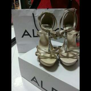 Aldo Shoes. Good As New. Fitted Only. Size 38.