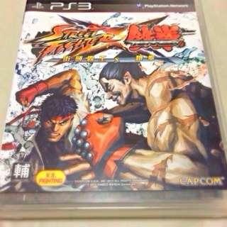 [PS3] Street Fighter X Tekken