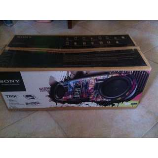 Home Audio Docking System Sony