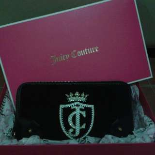 BN Authentic Juicy Couture Wallet