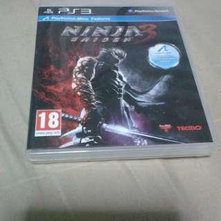 Ps 3 Ninja Gaiden3!! Repriced