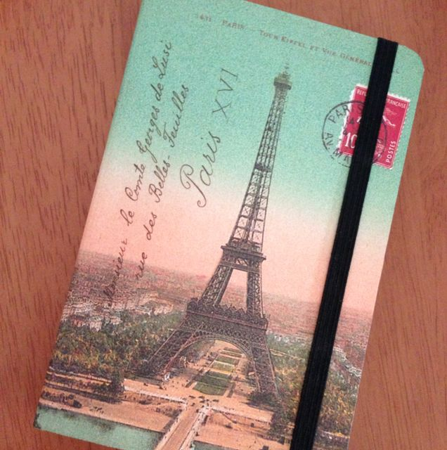 Paris Cover Notepad