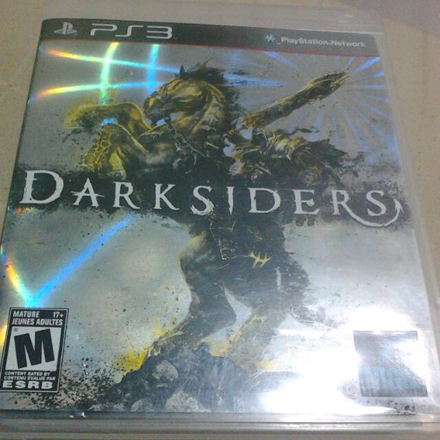 Ps3 Dark Sider Repriced