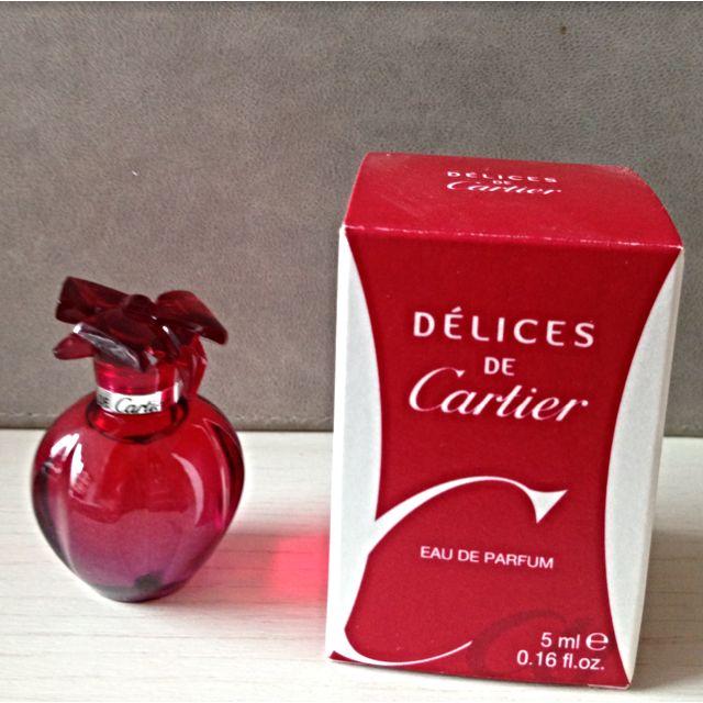 Cartier Delices De De Parfum Delices Eau OP0XZN8nkw