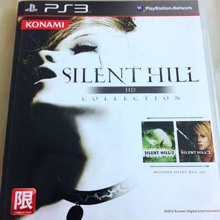 [PS3] Silent Hill HD Collection