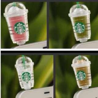 Starbucks Dust Cap