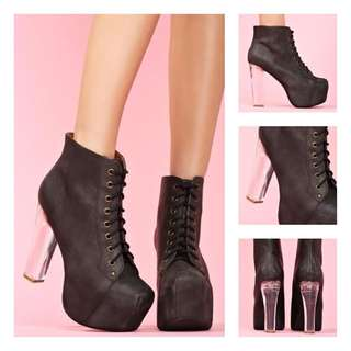 Jeffrey Campbell Clear Lita