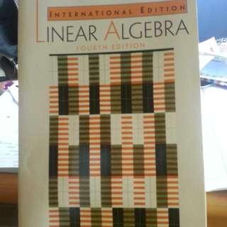 Linear algebra ‖