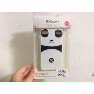Iphone 4 Panda Phone Cover