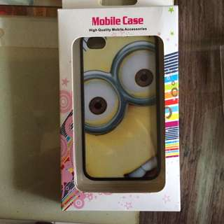 #PayDay30 iPhone 4/4s Minion Casing With FREE Screen Protector
