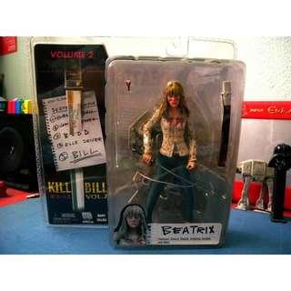 Kill Bill Vol. 2 Beatrix + Elle Driver (Set of 2)