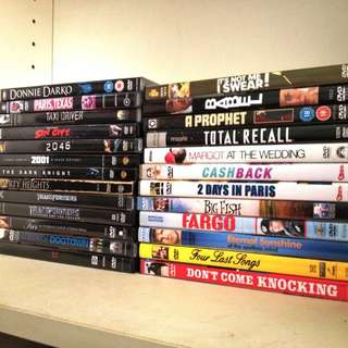 DVDs (Lot of 25)