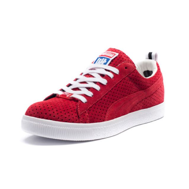 reputable site 22c9c f07c9 puma clyde X undefeated