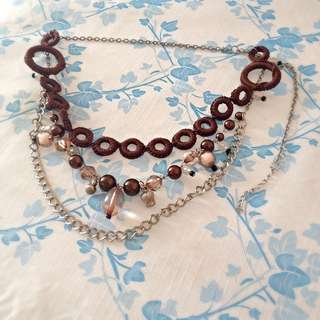 3-tier necklace (Price Reduced)